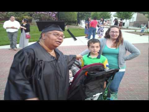Georgia Wilson, GED Graduation, May 9th, 2013