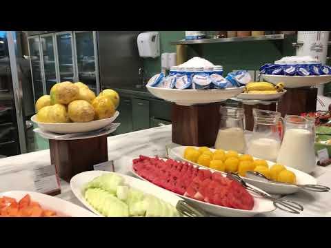 rio grand hyatt breakfast
