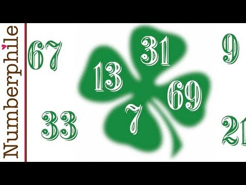 What is a lucky number? - Numberphile