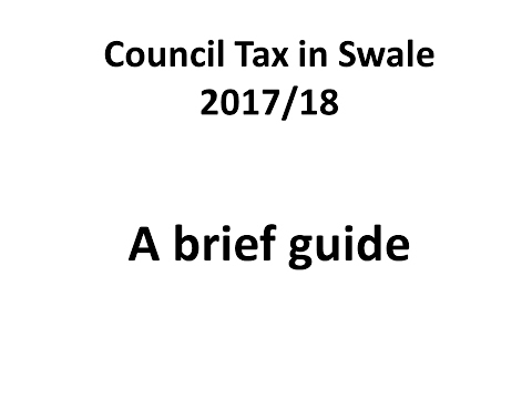 Swale council tax explained