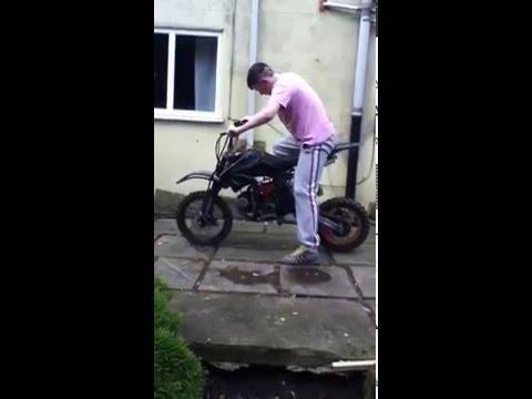 125cc pit bike carb problems?!