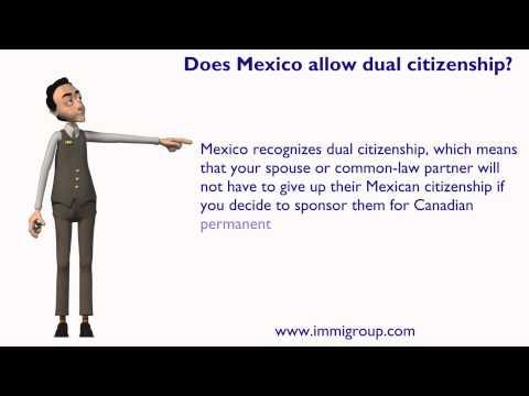 Does Mexico allow dual citizenship?