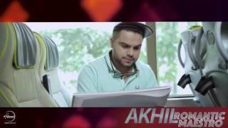 Akhil Romantic Maestro | Punjabi Romantic Songs | Speed Records