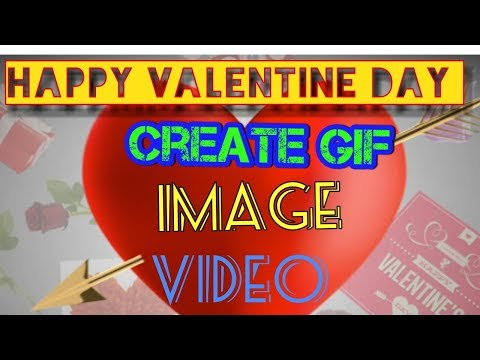 Create GIF Animation and Video with Name | How to make GIF video and photos by Legend App