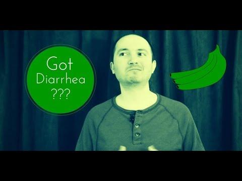 Can Green Bananas help with Diarrhea?