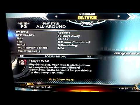 HOW to get unlimited Vc on nba 2k13