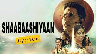 Shilpa Rao, Anand Bhaskar, Abhijeet Srivastava | SHAABAASHIYAAN | Full Song | Lyrics 🎼