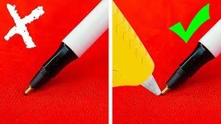 How To Do 3 Magic Pen Tricks