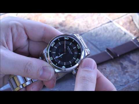 Maurice Lacroix Pontos S Dive Watch Review   aBlogtoWatch