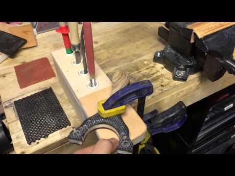 Metro Made | Mini Diving Board Bench Top