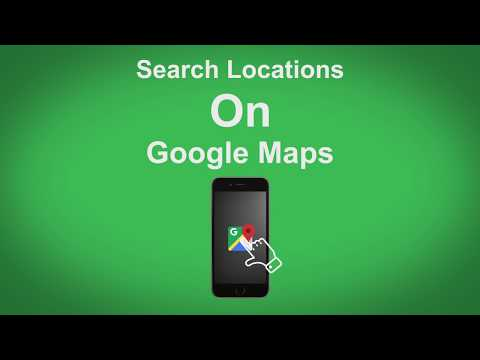 Google Maps   Search Locations on Google Maps