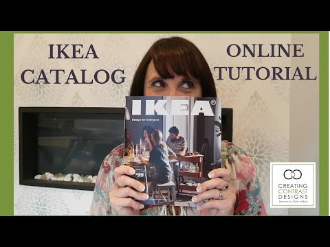 Ikea Catalog 2017 - Online Ikea Catalog Tutorial