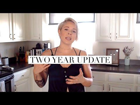 2 Year Chalk Painted Kitchen Cabinets Update | Annie Sloan Chalk Paint