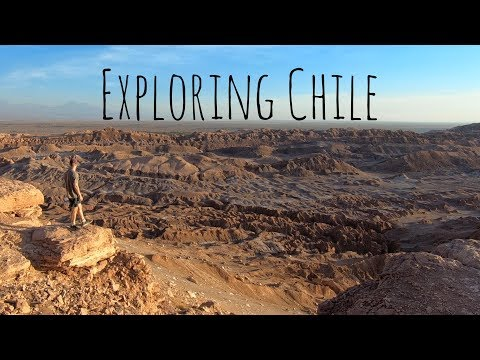 BACKPACKING CHILE // SOUTH AMERICA - PART 3 //
