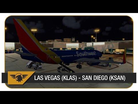 Prepar3D] | Southwest | SWA347 | PMDG NGX | PilotEdge | FULL ATC