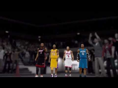 NBA 2K12 - Official Intro (HD)