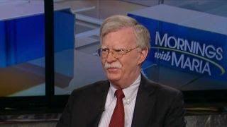 Bolton on Iran sanctions: We