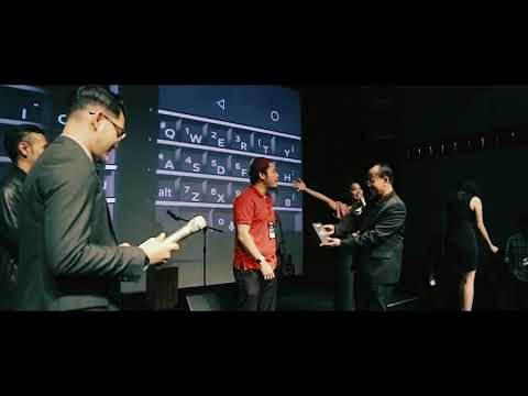 BlackBerry KeyOne Official Launching - Indonesia