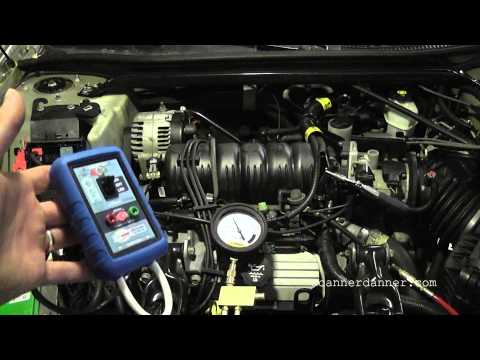 Symptoms and Causes of Low Fuel Pressure (Part 1)