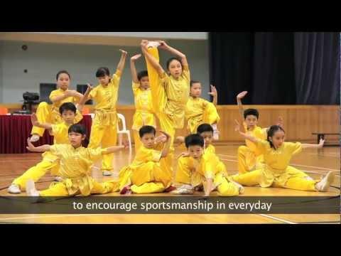 National School Games (NSG) 2013 - Character Development Through Sports