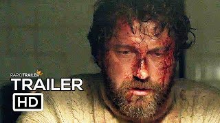 THE VANISHING Official Trailer (2019) Gerard Butler, Thriller Movie HD