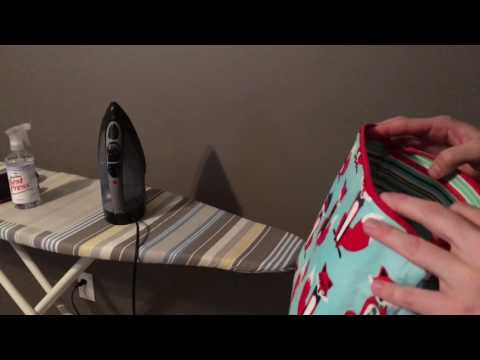 Ironing your Bag by Terry