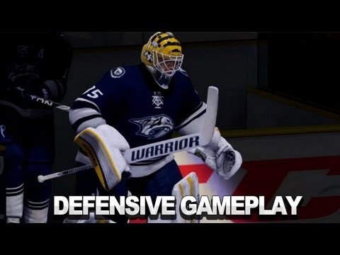 A Look at Defense in NHL 13
