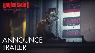 Wolfenstein II: The New Colossus –E3 2017 Announce Trailer