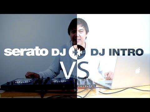 Serato Dj Intro Vs Serato DJ