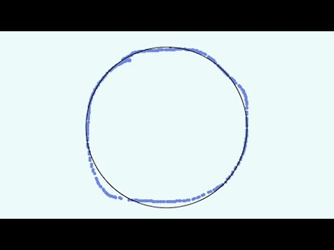 Can You Draw A Perfect Circle?