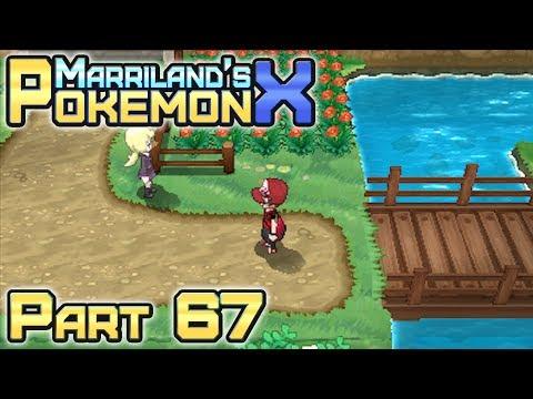 Pokémon X, Part 67: Route 21!