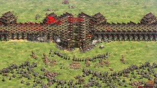 THE GREAT WALL - Age of Empires 2: Definitive Edition