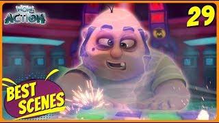 BEST SCENES of VIR THE ROBOT BOY | Animated Series For Kids | #29 | WowKidz Action