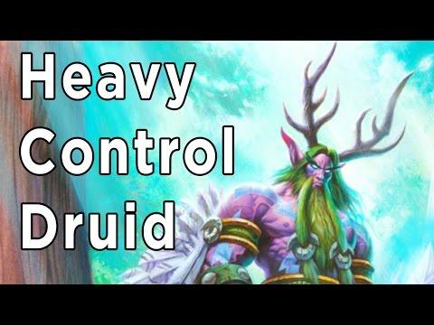 Hearthstone Deck Guide ► Heavy Control Druid