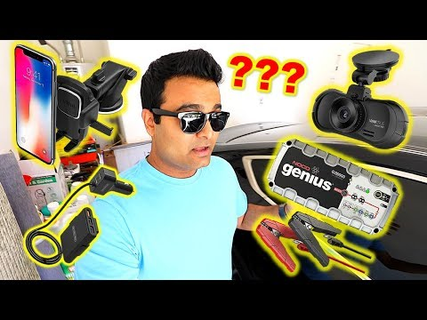 What PRODUCTS Do I Actually USE In My CAR??
