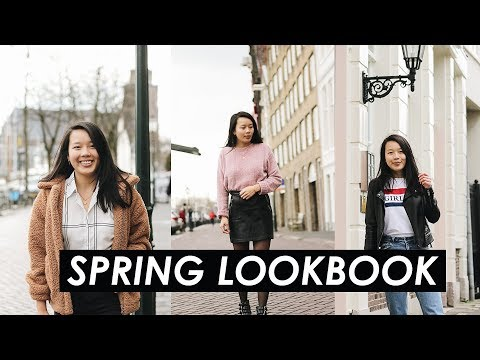 SPRING LOOKBOOK 2018 | Casual Outfit Ideas