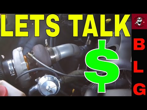 HOW MUCH DOES IT COST TO TURBO AN LS ENGINE? This is what I paid....