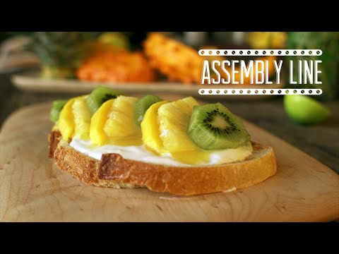 Tropical Toast | Assembly Line