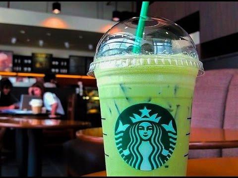 How To Make a Starbucks Iced Green Tea Matcha Latte