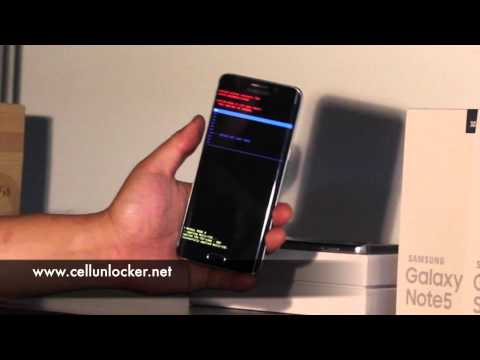 Samsung Galaxy S6 Edge Plus Tutorial - Bypass Lockscreen, Pattern Lock, Security Pin, Factory Reset