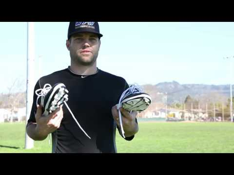 What Pros Wear: Metal vs Molded (Plastic) Baseball Cleats - Josh Wilkie