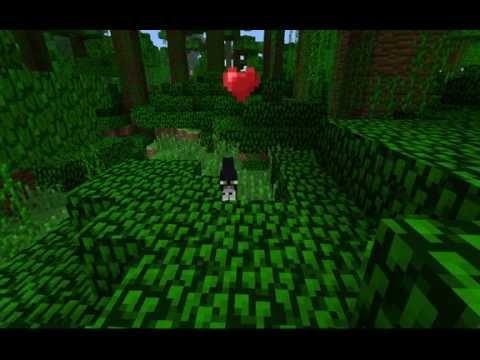 Minecraft 1.2 Update: Jungle Cats (Ocelot)