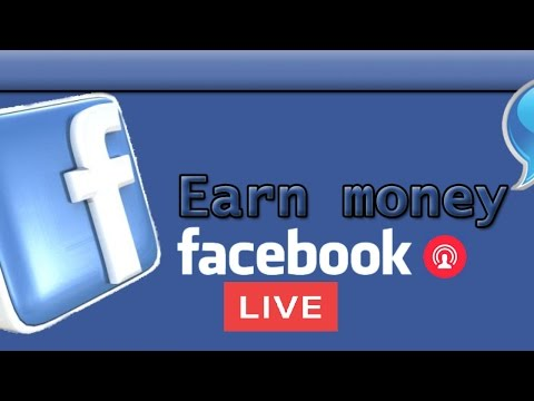 How to get paid from Facebook live| facebook live monetization