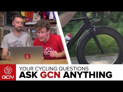 The Best Upgrade For Your Road Bike | Ask GCN Anything About Cycling