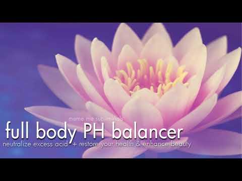PH Balancer: Alkalize & Restore - Subliminal Affirmations