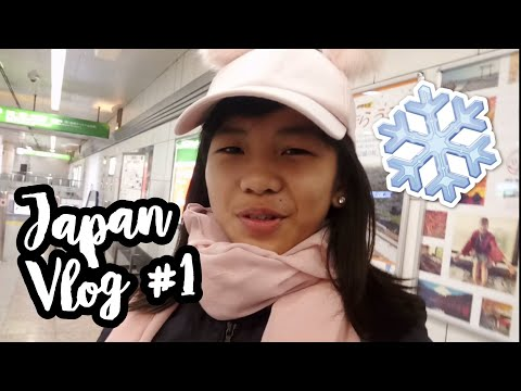 VLOG: We're Going to Japan! (Philippines) | Amazingly Ira