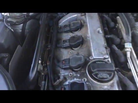 Audi A4 1.8 2000-2006 Mass Airflow Sensor Removal