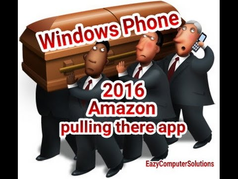 Windows Phone App Store Problems 2016: NO SUPPORT | APPS LEAVING!!!