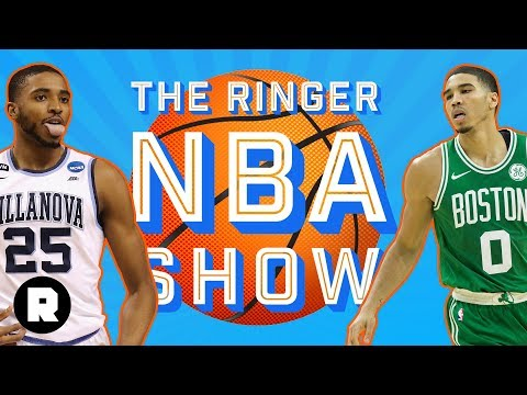Villanova in the NBA, Playoff Seeds, and Predicting the Favorites   The Ringer NBA Show (Ep. 241)