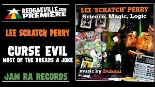 Lee Scratch Perry - Curse Evil (Most of the Dreads a Joke) [Offfical Audio 2017]